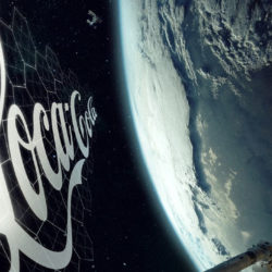 La pubblicità e il marketing arrivano nello spazio!